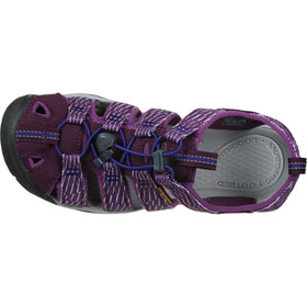 Keen Clearwater CNX Sandalias Mujer, grape